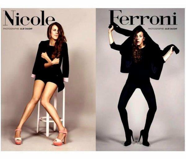Nicole Ferroni (Bio)