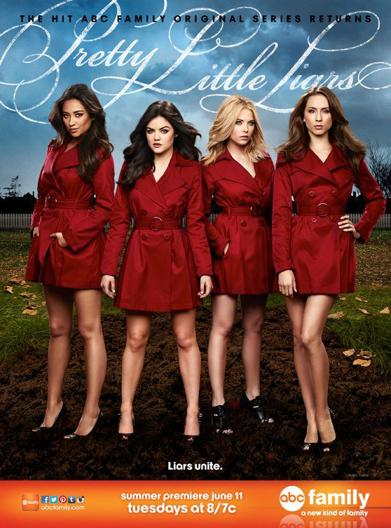 Pretty Little Liars de Marlene King