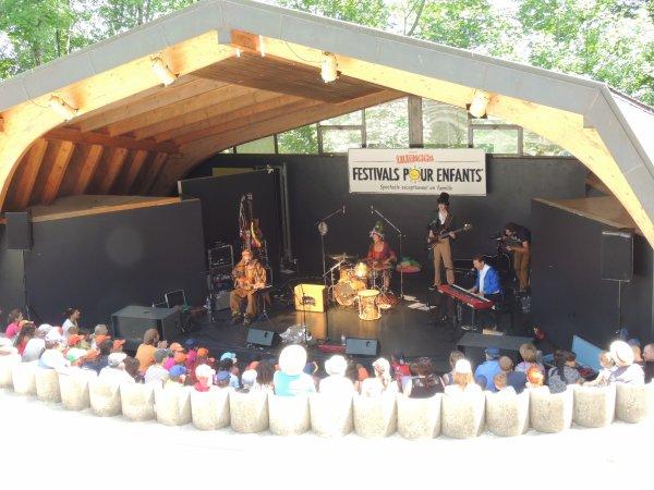 Lilibiggs Festival pour Enfants.