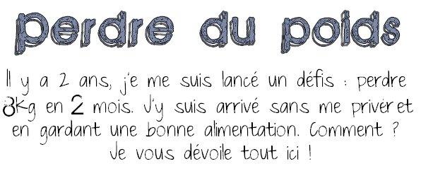 ◕ CONSEIL SANTE n°2 ◕