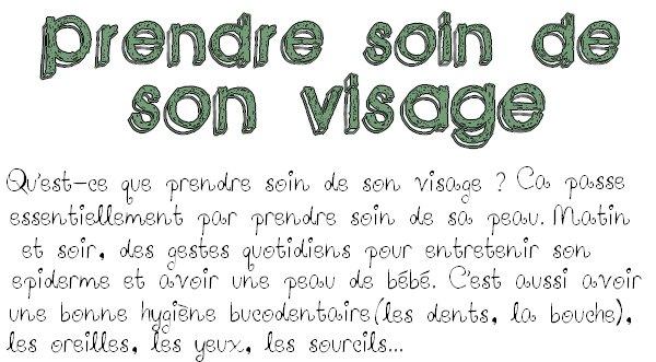 ◕ CONSEIL BEAUTE n°1 ◕