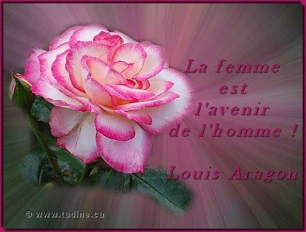Bonne fête a toutes les femmes du monde!!!