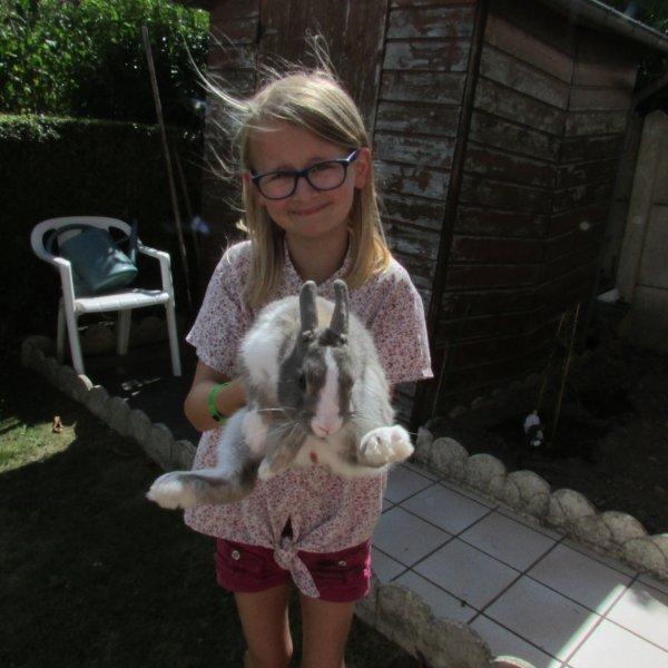Mimi petit lapinou...