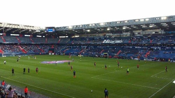 Mon 1er match ! Je suis tellement heureux ! Caen-Nice