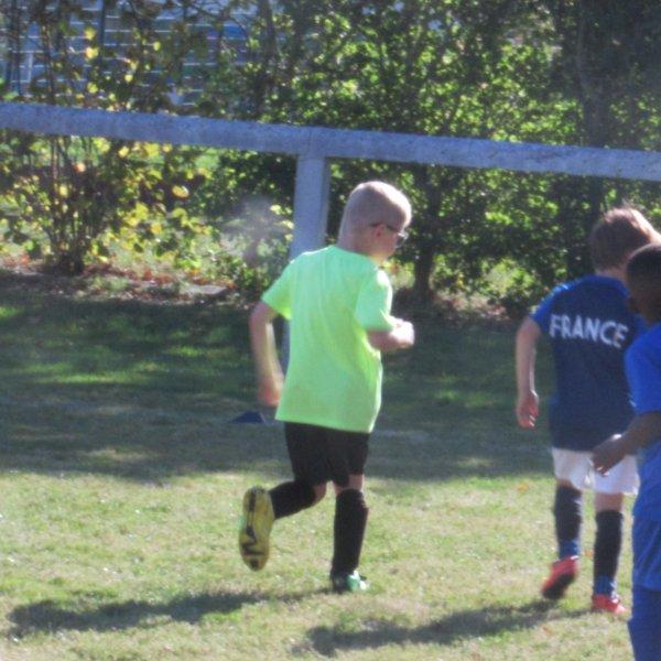 Foot...je marque toujours plein de buts !!