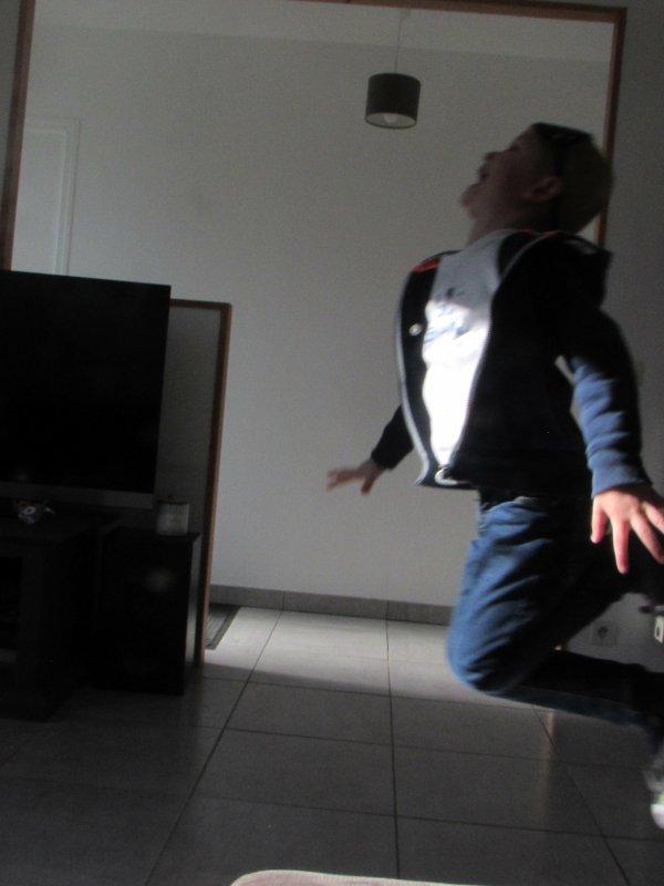Un peu de danse...