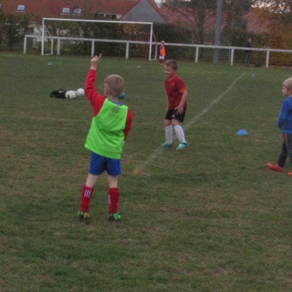 Foot...encore 4 buts à mon actif !