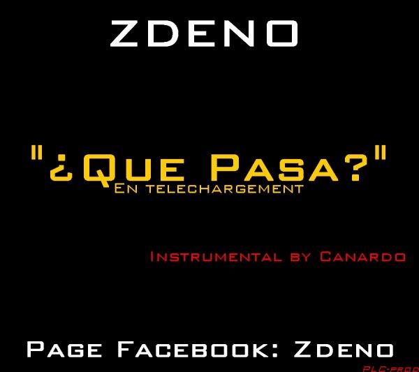 . / Zdeno - Que Pasa (2011)