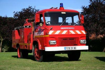 """Voici mon """"CAMION"""" de pompier!"""