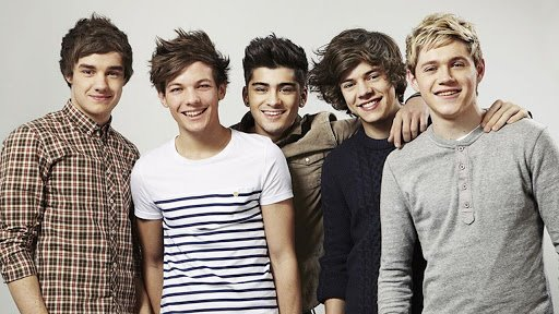 One direction . :) <3