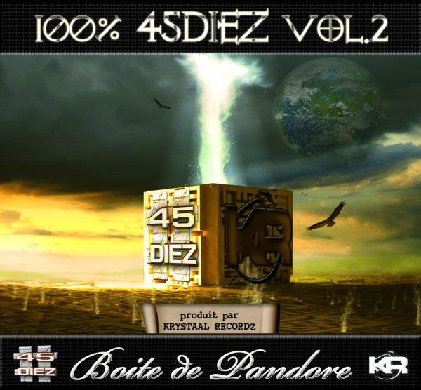 - 100% 45 Diez Volume 2 -