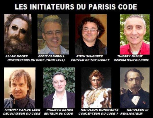 LES INITIATEURS DU PARISIS CODE