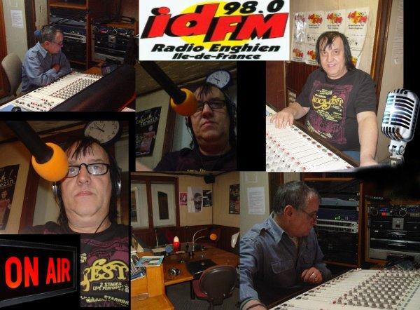 EMISSIONS DE RADIO