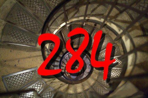 LE NOMBRE 284