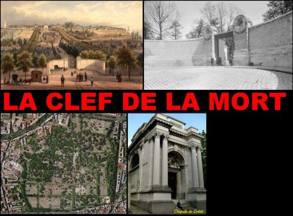 L'ARCHITECTE DE LA CLEF DE LA MORT