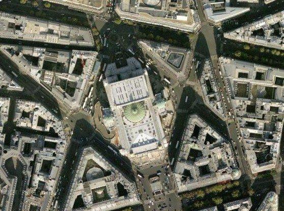 BOUCLE DE L'ANKH DE PARIS