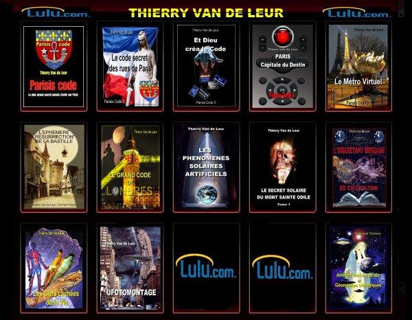 LE GRAND CODE DE LONDRES - Thierry Van de Leur