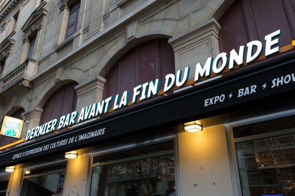 MYSTERES PARISIENS