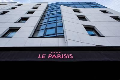 HOTEL LE PARISIS...