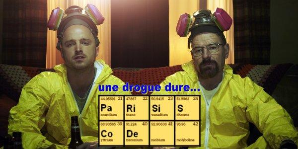 DROGUE...