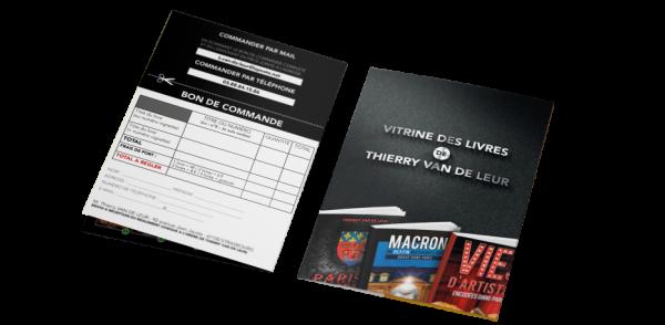 VITRINE DES LIVRES DE THIERRY VAN DE LEUR - 2