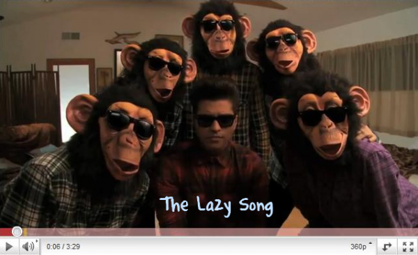 The Lazy Song