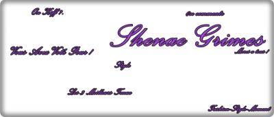 Shenae Grimes