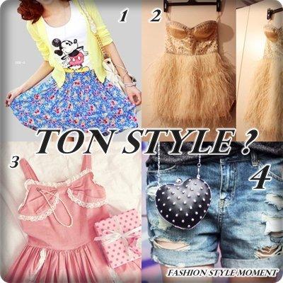 Ton style ?