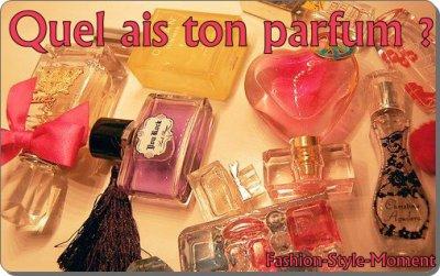 Ton parfum ?
