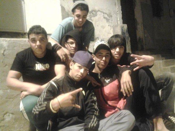 Moi et Groupe Zanbadouh