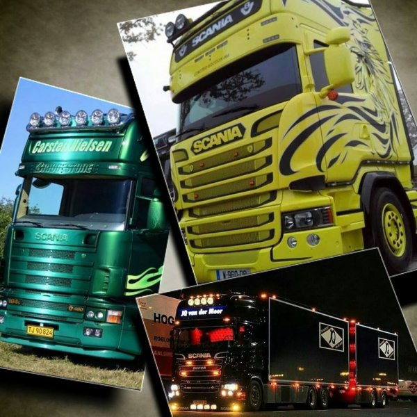 Passion scania