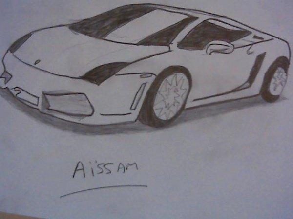 Mon dessin a l age de 12 ans