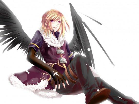 Perso' RP ~ Hiraku le Démon