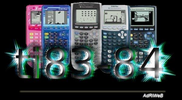 Bienvenue sur le Blog des TI 83+ / 84+ ! Les célèbres calculatrices !