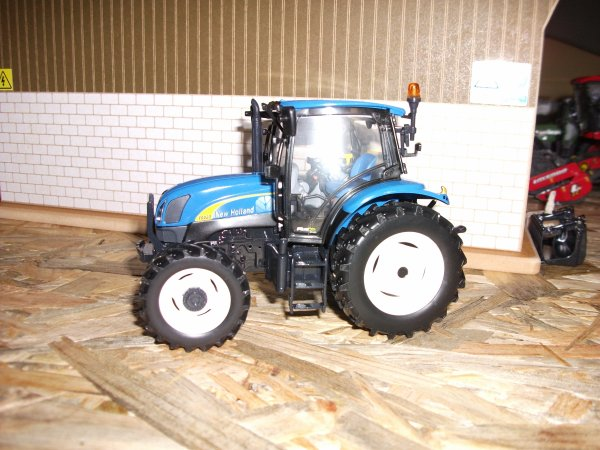 le new holland t 6020