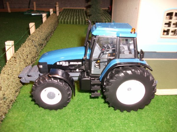 nouveauté replicagri ford new holland  8560