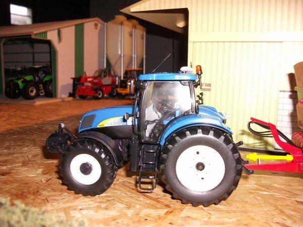 le nouveau new holland T 6090