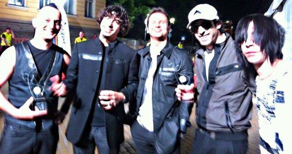 maNga - 'Meilleur Groupe de Musique'
