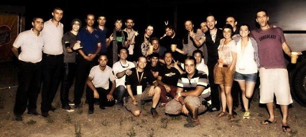 maNga - L'equipe