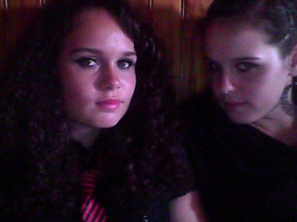 ma jumell'x et moi ...<3 c'est tout un art ;p