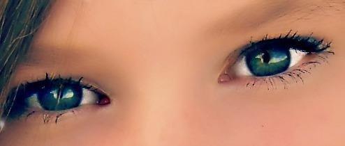 les yeux sont la pour voir et non pour juger
