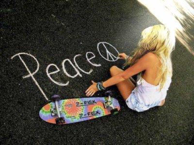 Faites l'amour pas la guerre... ;p