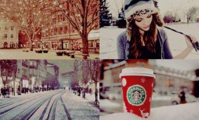 L'hiver, rien de mieux qu'un bon chocolat chaud de chez Starbucks coffee!!
