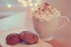 Un bon chocolat chaud a l'anglaise ;)
