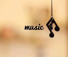 La bonne musique ne se trompe pas et va droit au fond de l'âme chercher le chagrin qui nous dévore.