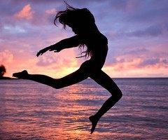 La vie est comme une dance: ce qui compte, ce n'est pas qu'elle dure longtemps, mais qu'elle soit belle.