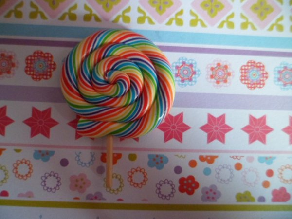 Lollipop multicolore