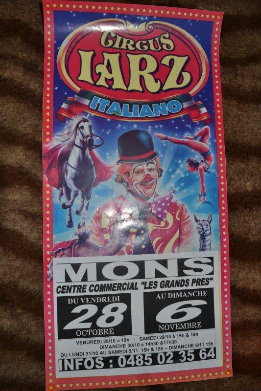 Circus Iarz Italiano ex-Moscow Star Circus