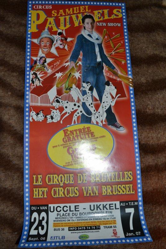 Circus Rose-Marie Malter et Circus Samuel Pauwels Belgique