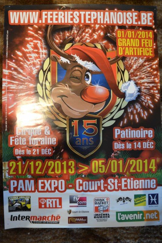 Féérie Stéphanoise Court-Saint-Etienne 2013-2014 et 2014/2015